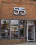 515 Art Gallery building in Clare, Michigan