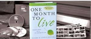 Copy of One Month to Live Book