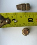 Unidentified found objects on an old logging railroad bed
