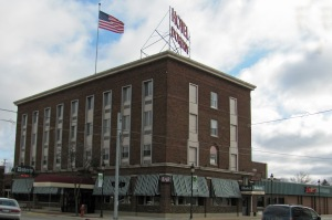 Doherty Hotel Downtown Clare, Michigan