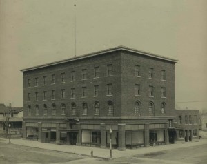 Undated photo of the Hotel Doherty